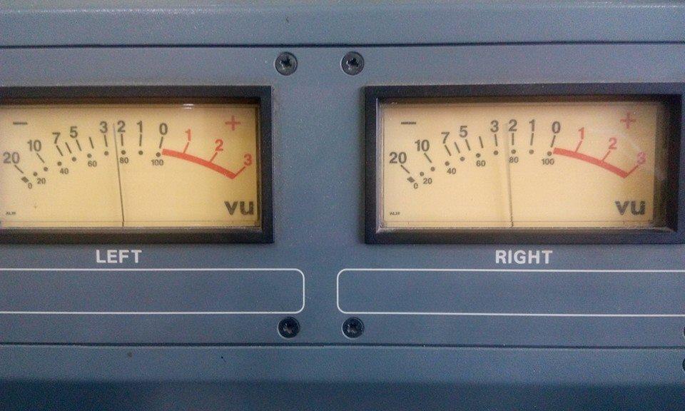 Radio Uzice VU metar
