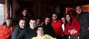 ekipa u kolibi