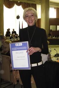 Lidija Nagrada 27.04.2010,website Politike AD