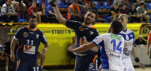 POŽEGA - Detalj sa utakmice u Subotici, uz naslov POŽEŽANI PROKOCKALI POBEDU (1)