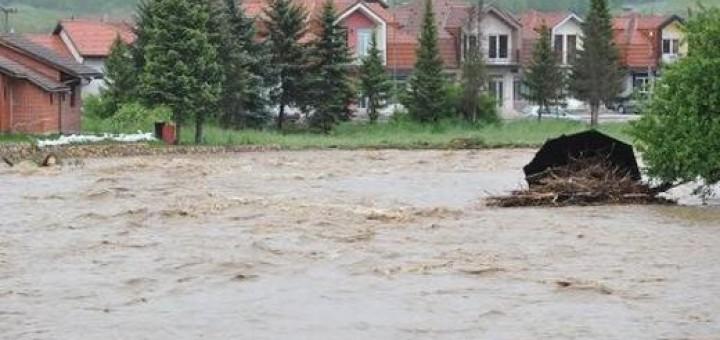 Kosjeric poplava