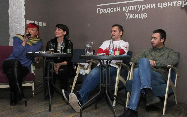 Žiri: Aleksandar Milosavljević, Darija Lukić, Vladimir Milanović, Dragan Gagi Petronijević