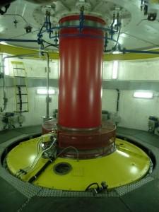 Hidroelektrana BB turbina