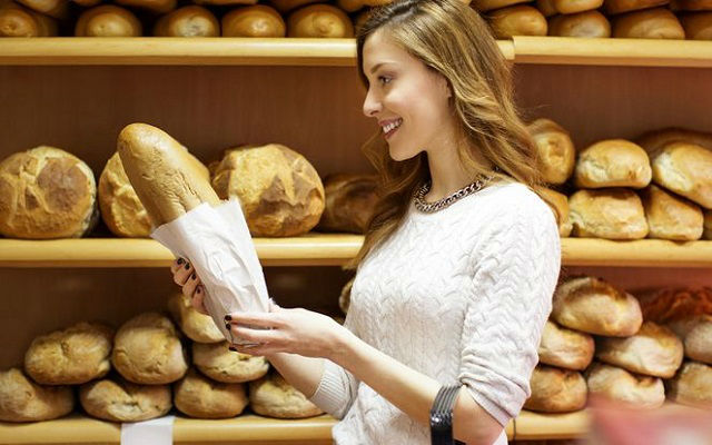 Mega market hleb