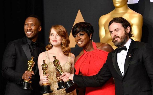 Oskar pobednici