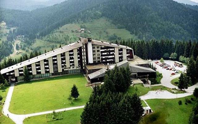 Rezervat Uvac hotel Panorama