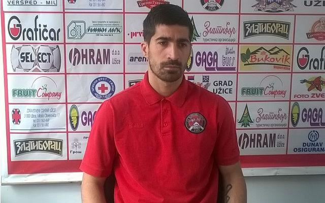 FK Sloboda Boris Dosljak