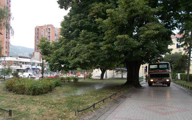 Bioktos osvezavanje mali park 2