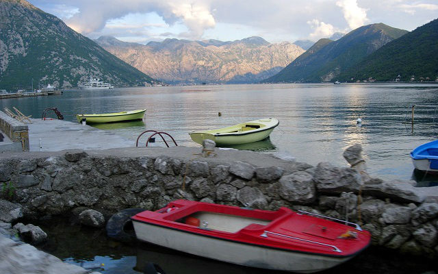 Crna Gora, Boka Kotorska