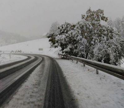 Sneg putevi