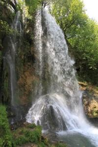 TOZ Gostilje vodopad