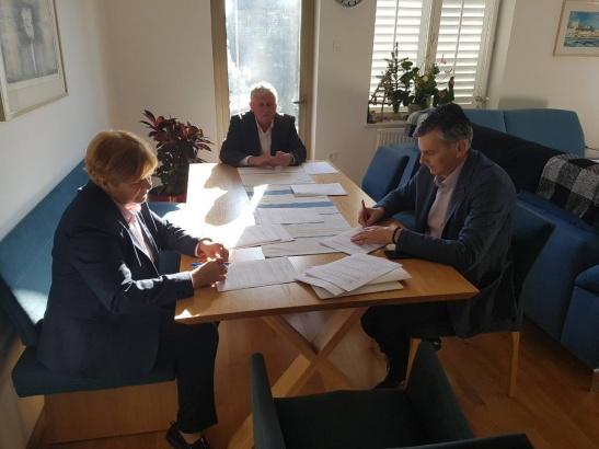 Hala Zlatibor potpisivanje
