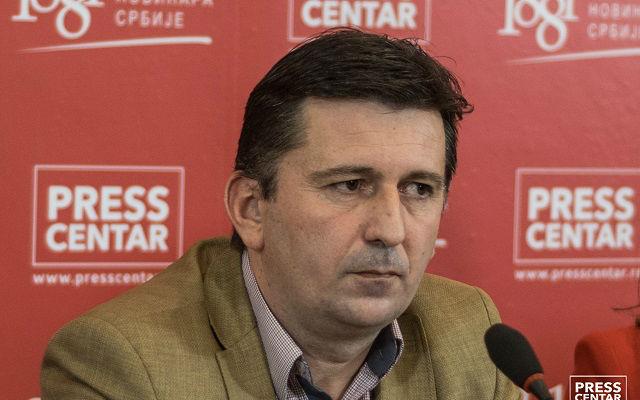 NG Arsen Djuric, zamenik predsednika opstine Cajetina