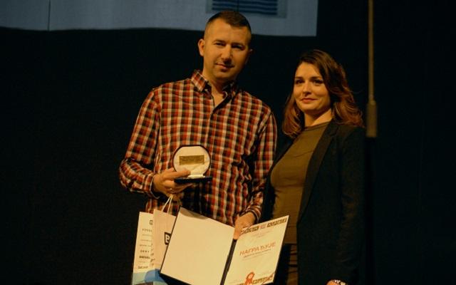 Sportista uzica Danijel Vukajlovic