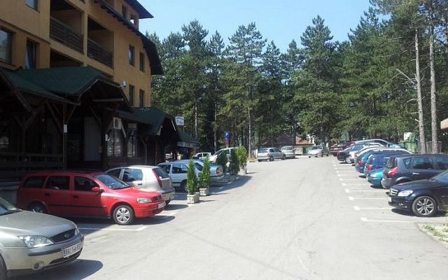 Zlatibor parking