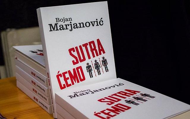 Bojan Marjanovic - sutra cemo