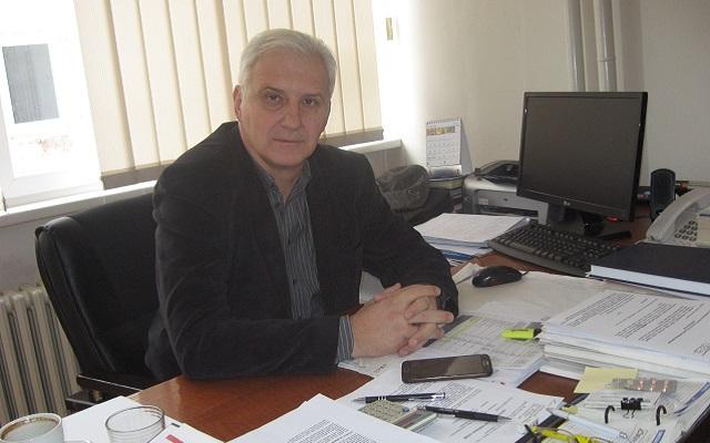 """Milan Sekulić, direktor """"Užice gas"""""""