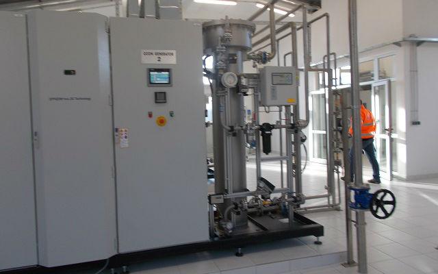 Fabrika vode ozonacija 1