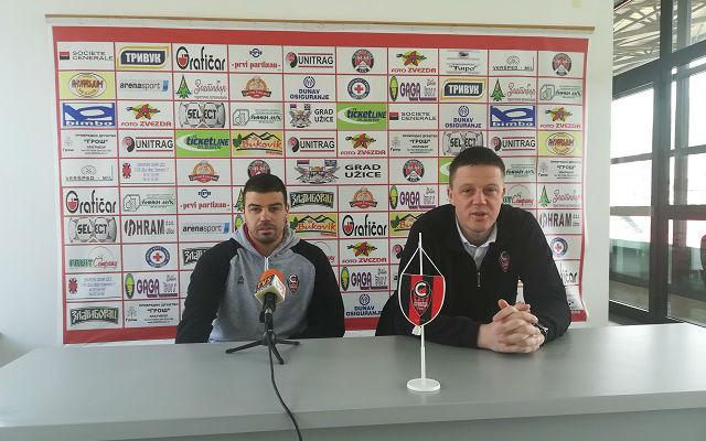 Kosarka Otasevic i Lukic