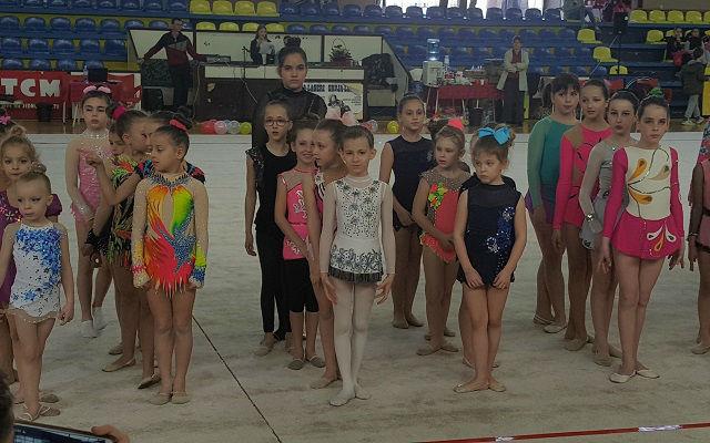 Ritmicka gimnastika