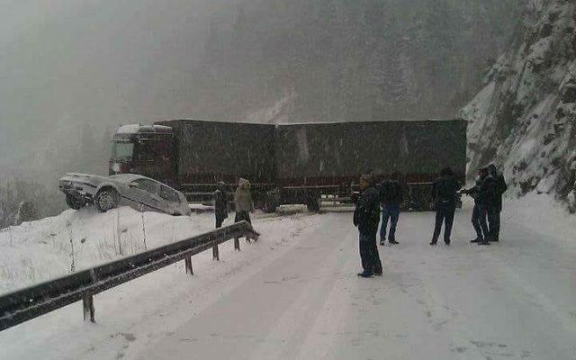 Sneg putevi Kokin brod 2