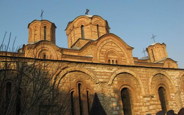 Manastiri Bogorodica ljeviska
