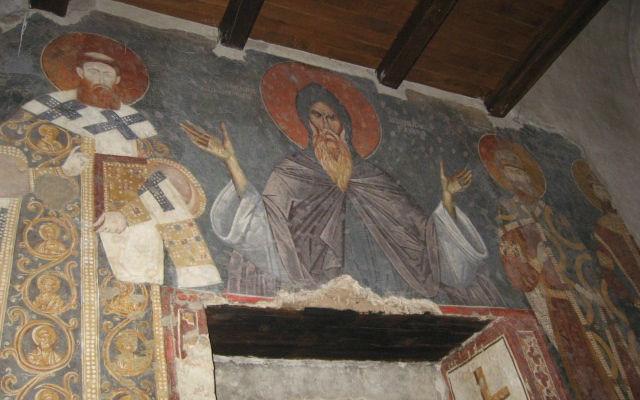 Manastiri Ljeviska prizren