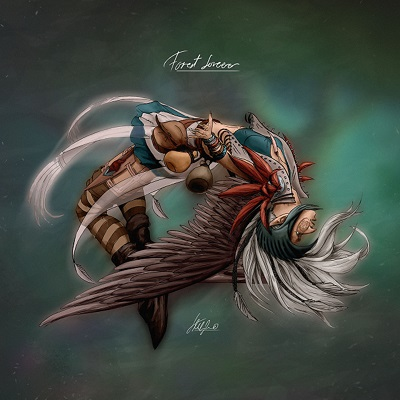 Tanja G Milosavljevic Eallyrl, Forest sorcerer, Elfven Fairy