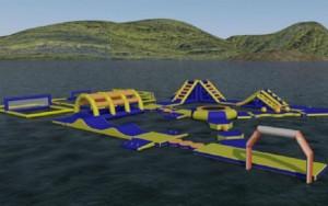 Zlatarsko jezero Akva park 2