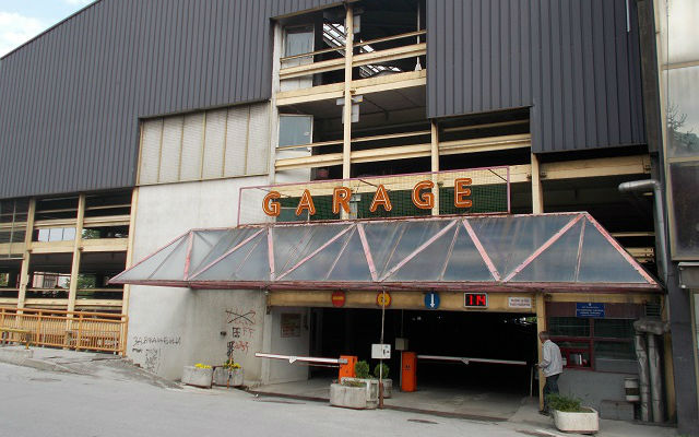Javna garaza