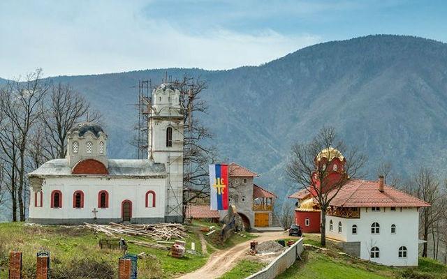 NP Drina Manastir Karno