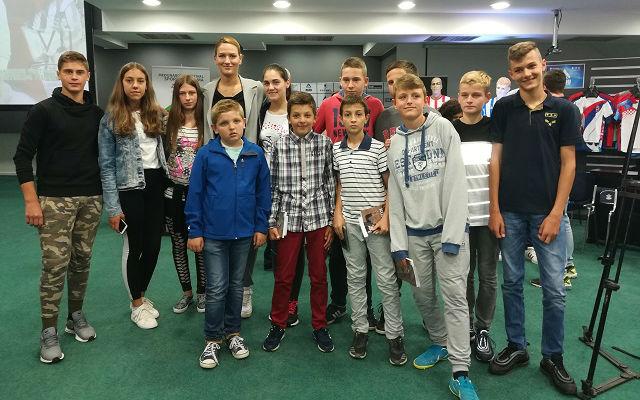 FSF Natasa Kovacevic i deca