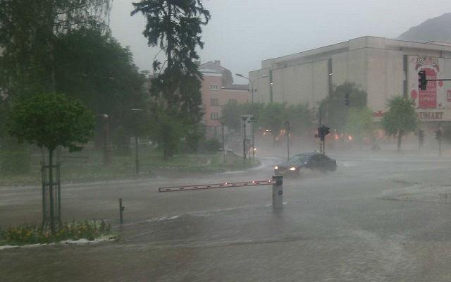Nevreme grad UE Sklavko