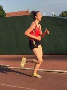 Atletika devojka