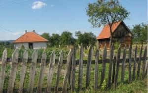 Selo ograda