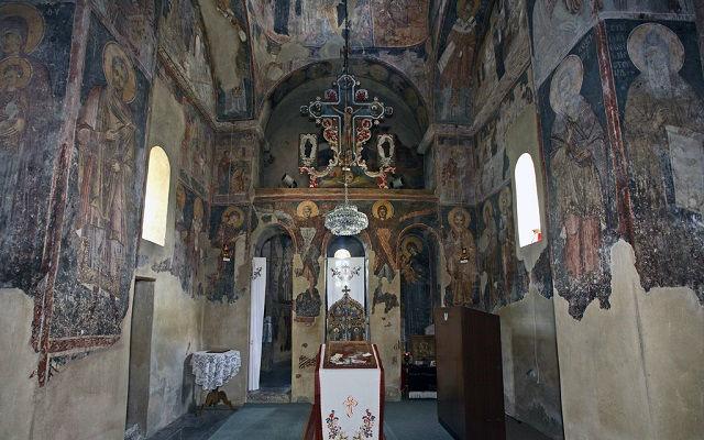 Bela crkva Karan 3