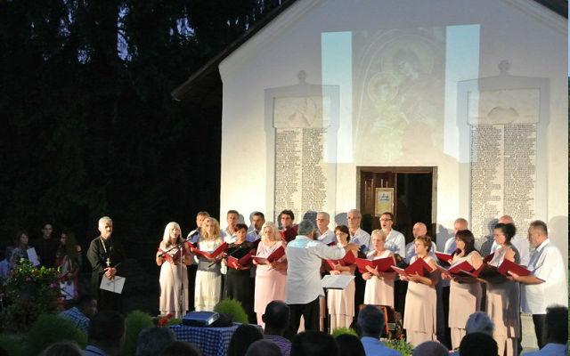Bela crkva Karan program
