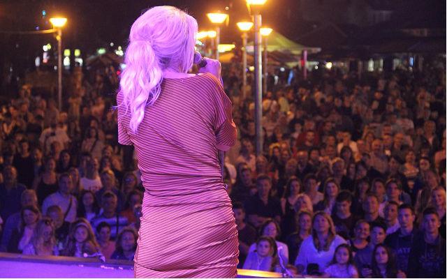 Lena Kovacevic na Zlatiboru 2
