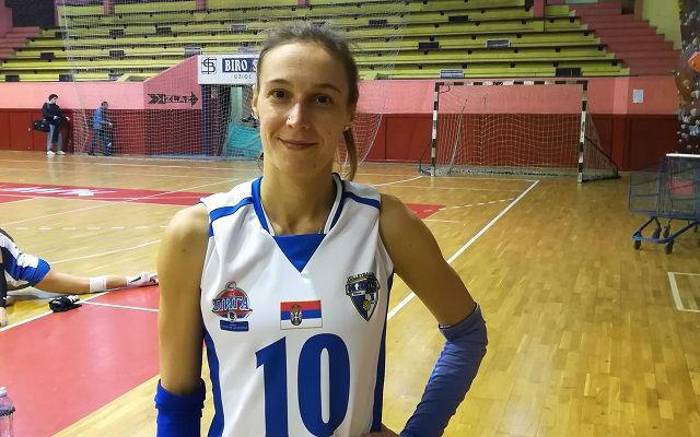 Odbojka Nina Skaric