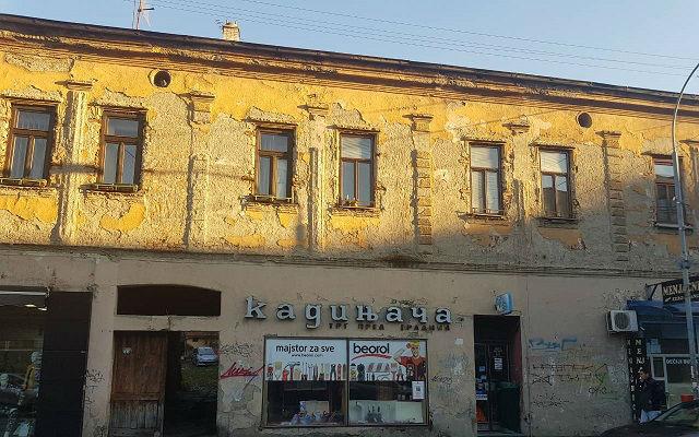 Kadinjaca zgrada 2