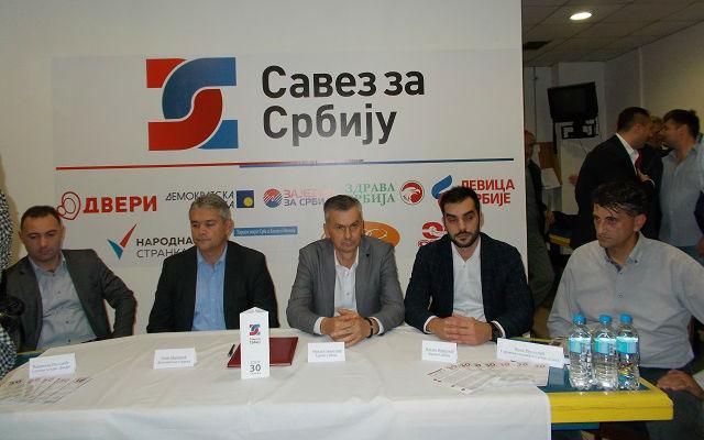 Savez za Srbiju UE 2