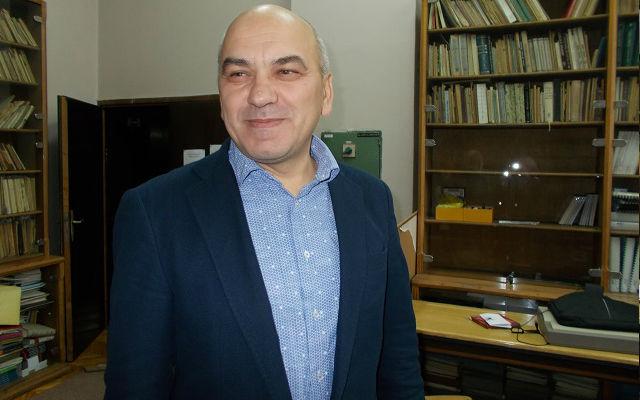Slepi Nebojsa Markovic