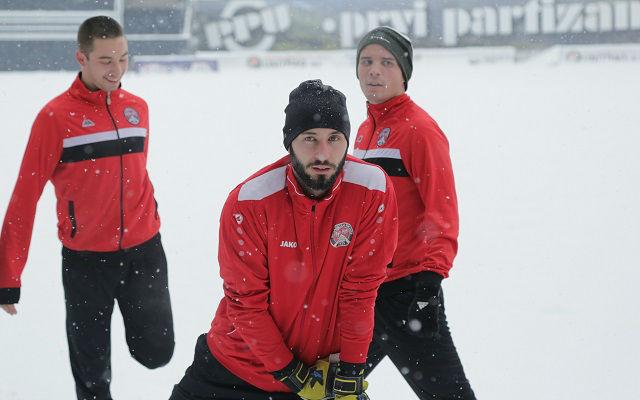 FK Sloboda trening 3