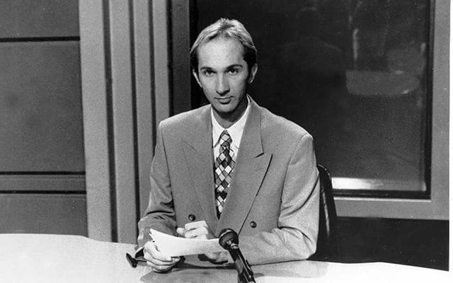 Početak karijere TV spikera