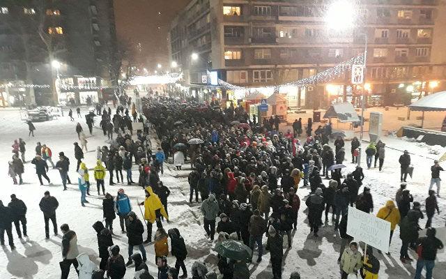 Protest Jedan od milion 12