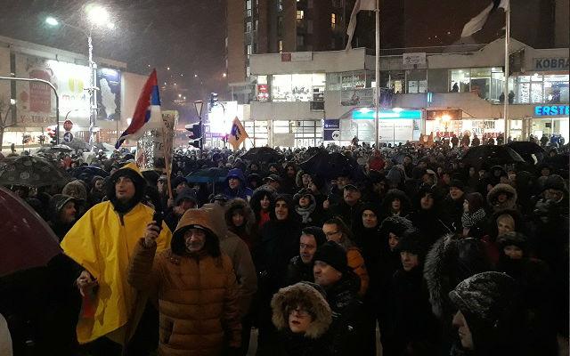 Protest Jedan od milion 2